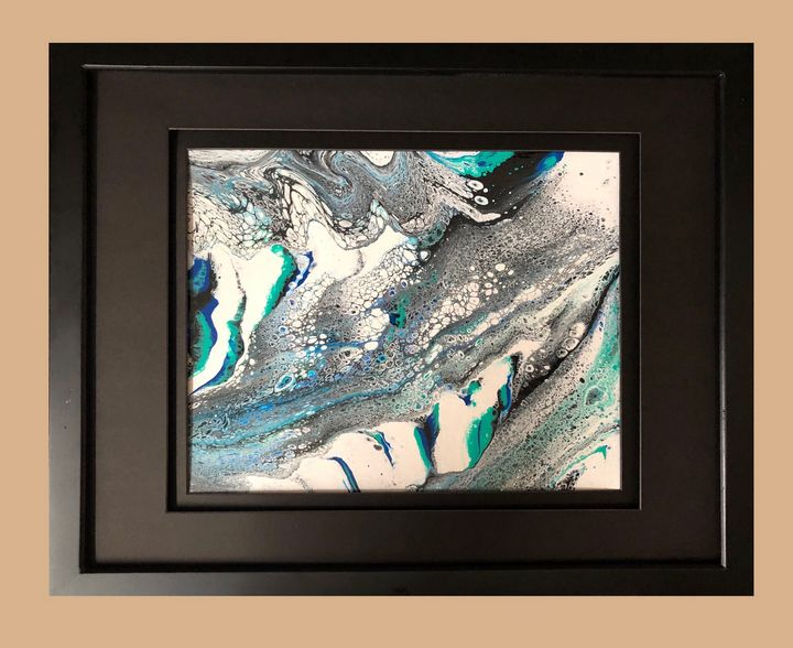 Abstract 04 - Jolie Encre Collections