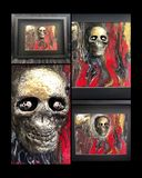 Skull Abstract 1