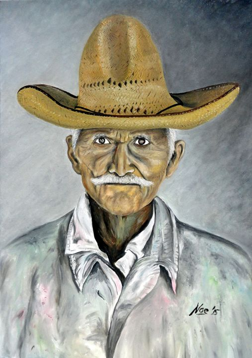 'Old Man's Hat' - Noe Largueza Vicente