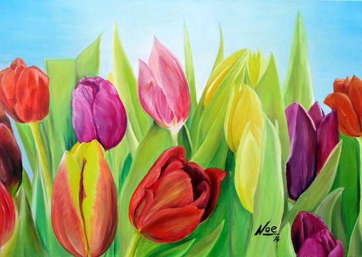 Tulips - Noe Largueza Vicente