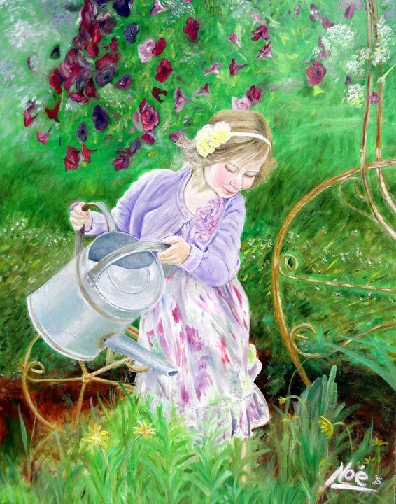 'The Gardener' - Noe Largueza Vicente