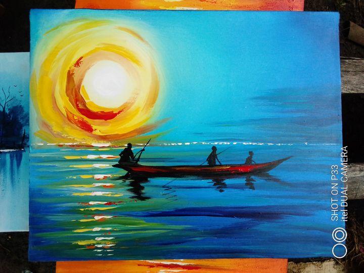 Safe sail - Art's of Godmade