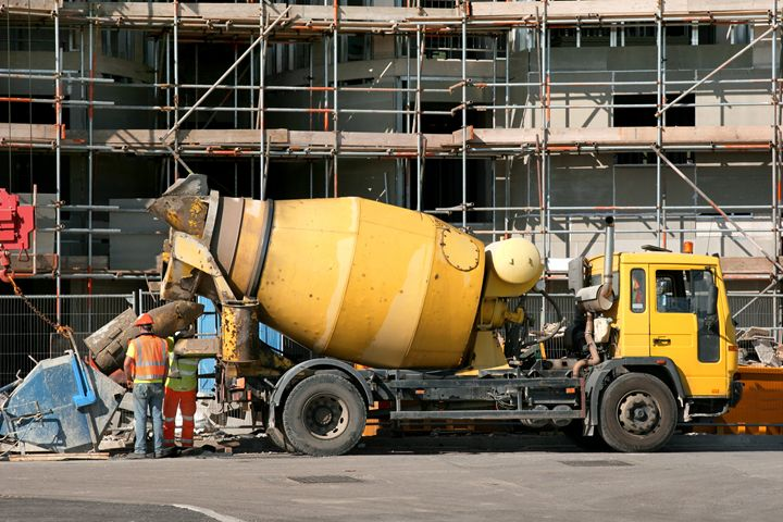 Hard Work - Building Industry