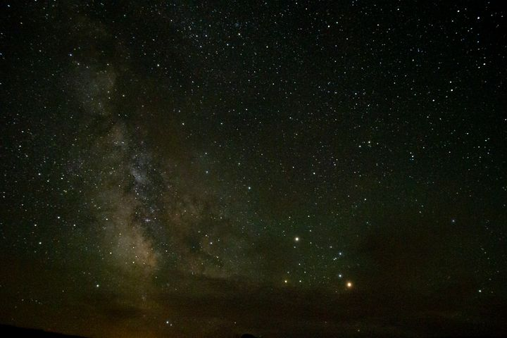 South Dakota Milky Way 2 - DavidAzadiMedia
