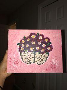 Frida Kahlo inspired - Sol