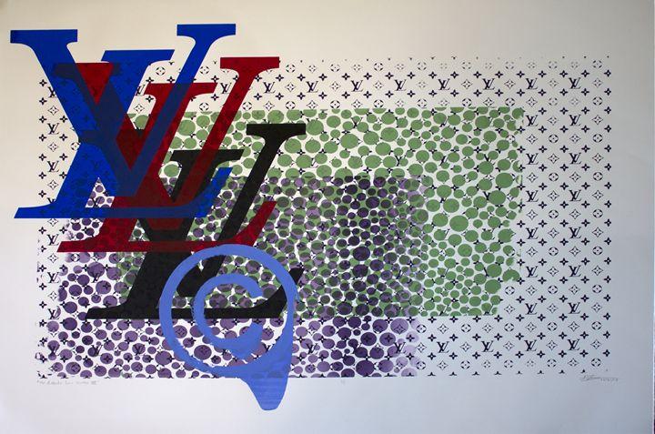 The Authentic Louis Vuitton VIII - Longpre Studios Gallery