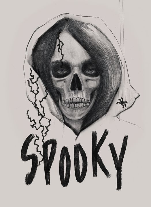 'Spooky' - Nadia Coolrista