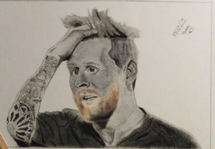 Leo Messi - airMaXe de Artist