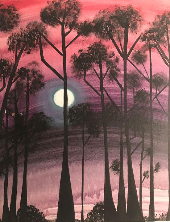 Mystic Night - Anna Schult