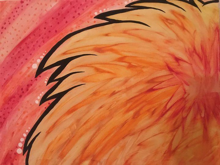 Burning Blossom - Anna Schult