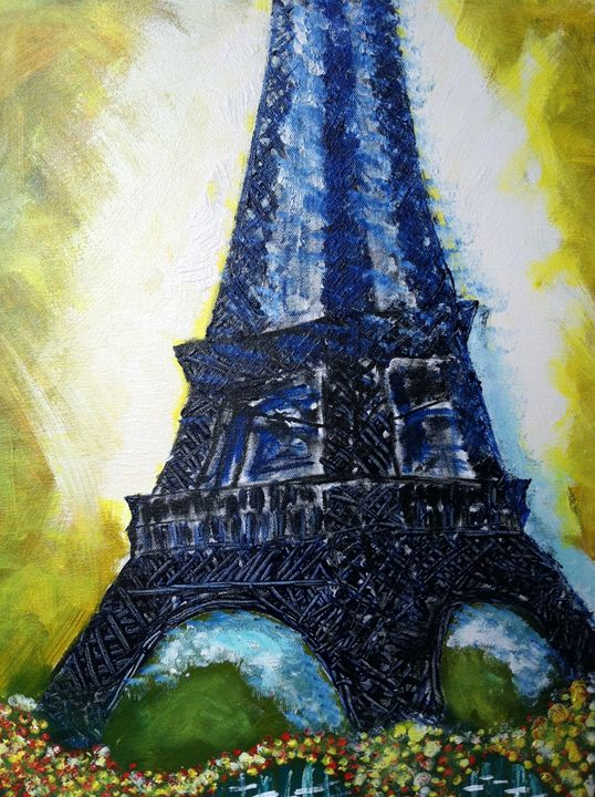 Eiffel Tower - Marco's Gallery