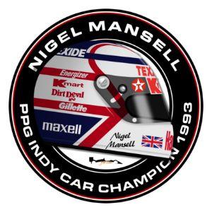 Nigel Mansell - 1993 Indycar