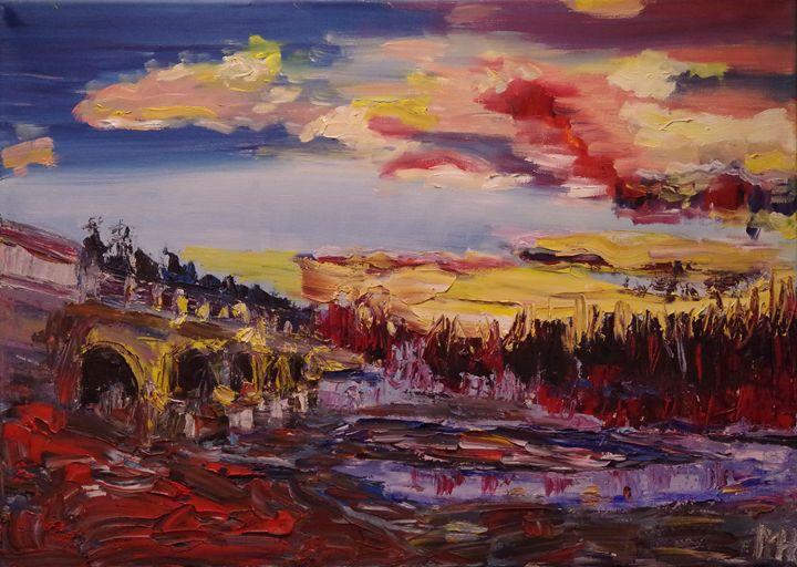 Old Bridge - Mihkel Hollo