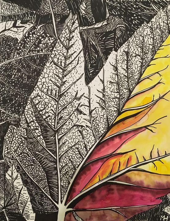 Maple leaf - Mihkel Hollo
