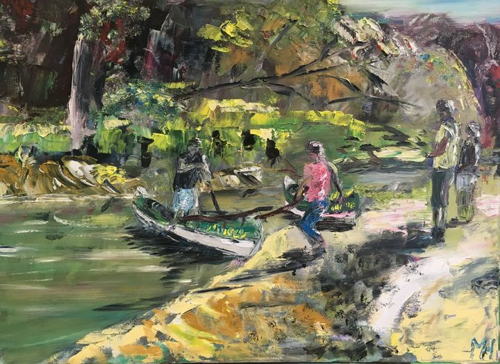 Canoe trip - Mihkel Hollo
