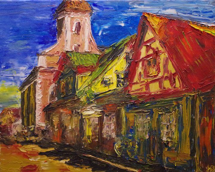 Kuninga Street - Mihkel Hollo