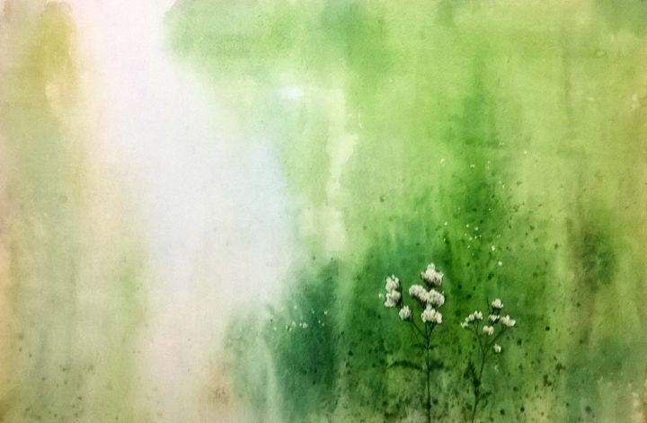 Wild Flowers - Bhanupratap's Art