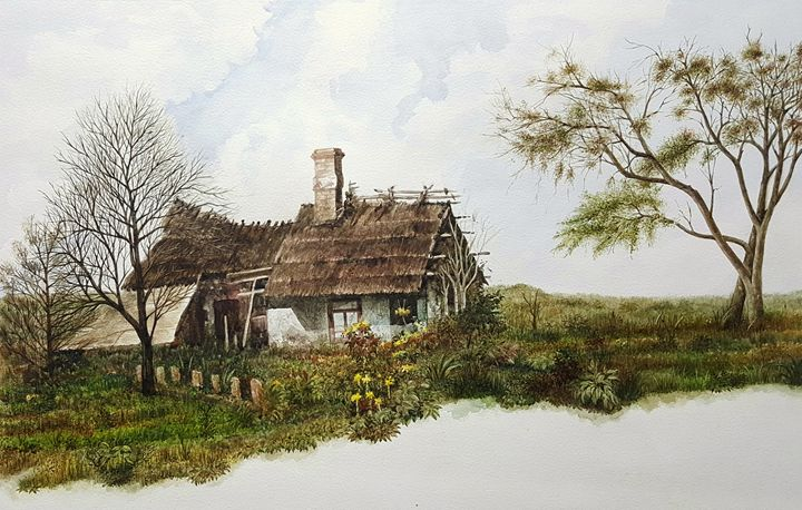 A Ranch - Bhanupratap's Art