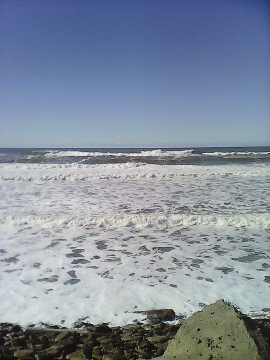 San Francisco Beach - Julia Steed
