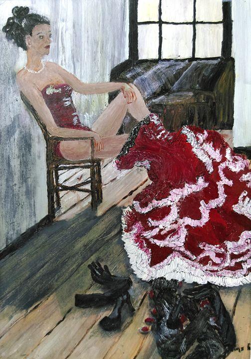 ART VAUDEVILLE DUO BY JAIMS - jaims art studio