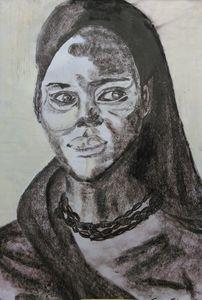ART VENDA WOMAN BY JAIMS