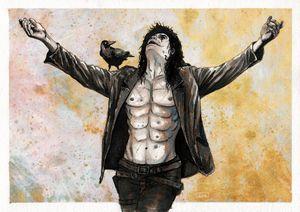 The Crow - Gonzler
