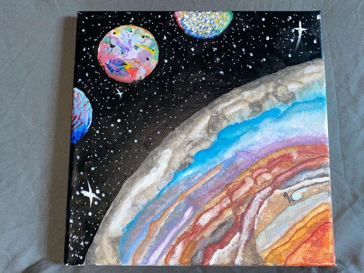 Jupiter experience - TheSatinCanvas