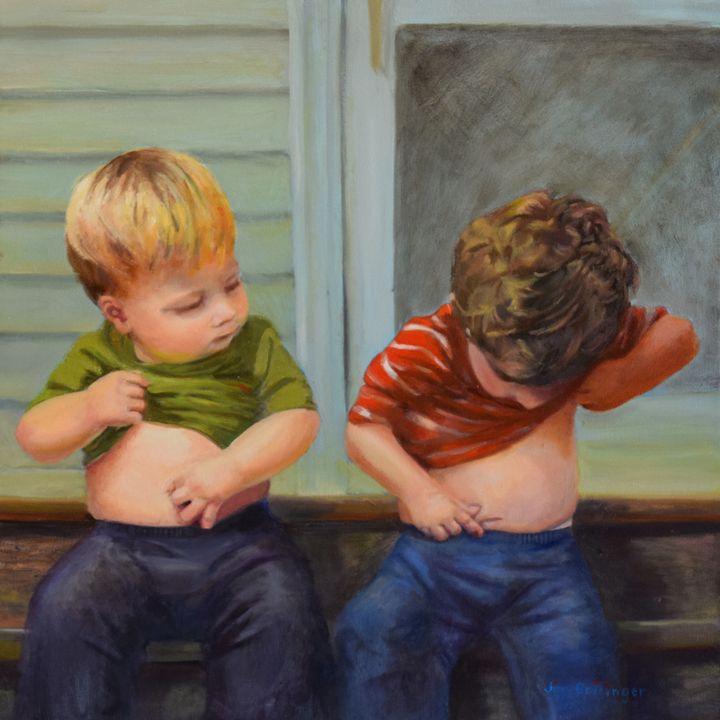 Bellybutton Boys - Geisinger Studio