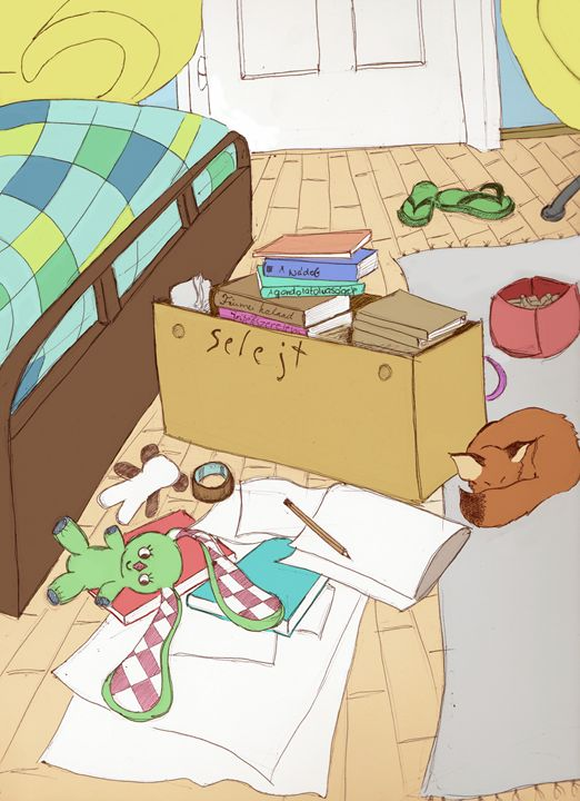 Messy Room - AnnaRebeka
