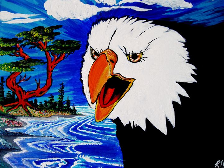 Eagles Nest - Art is Gold AU