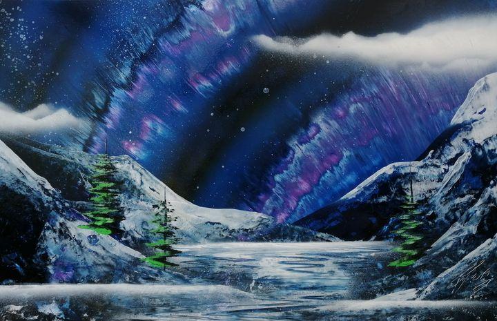 Winters Breath - Art is Gold AU