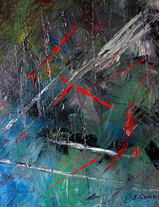 Blood and Rain - Bill Chodubski