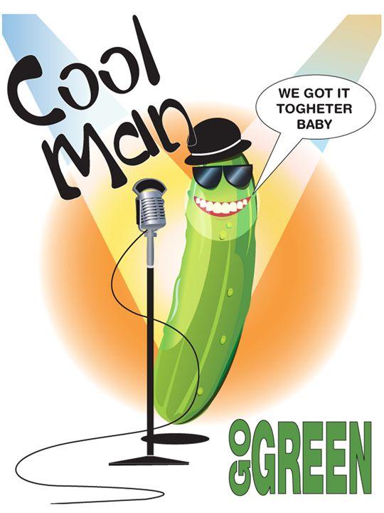 Cool Man - Bill Chodubski