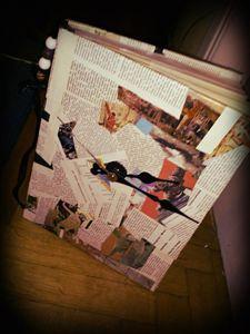 Book clock - Sotiris Alivizatos Arts and Crafts