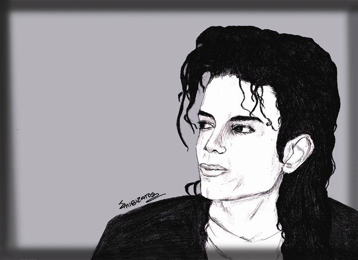 Face MJ - Sotiris Alivizatos Arts and Crafts