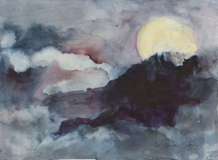 Blue Moon - Gail H. McIntosh