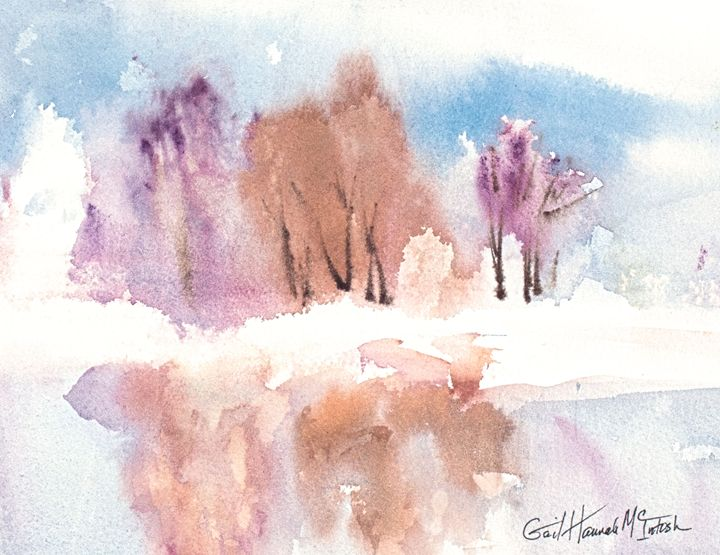 Reflective Trees - Gail H. McIntosh