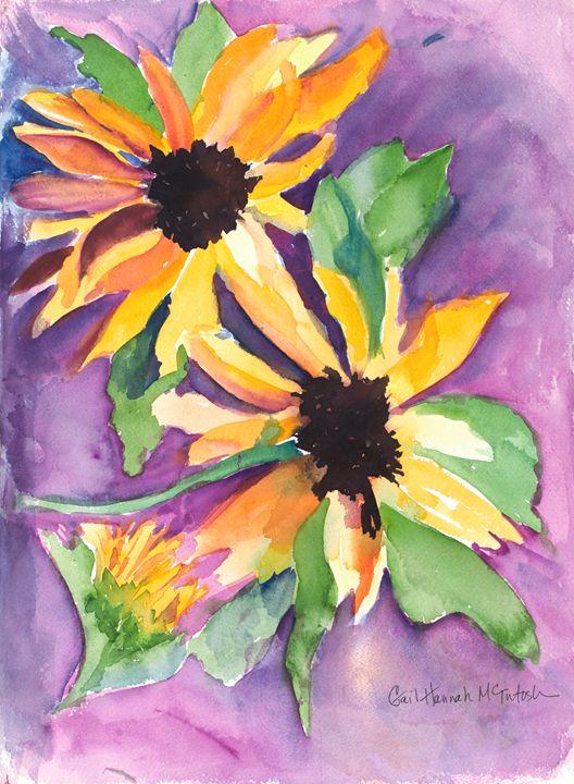 Large Daisy - Gail H. McIntosh