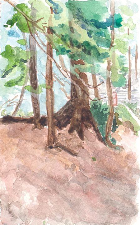 Trees - Gail H. McIntosh
