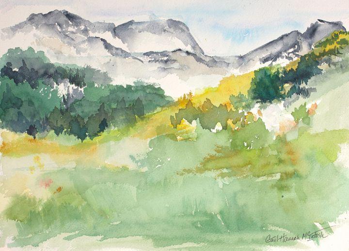 Mountain Respite - Gail H. McIntosh