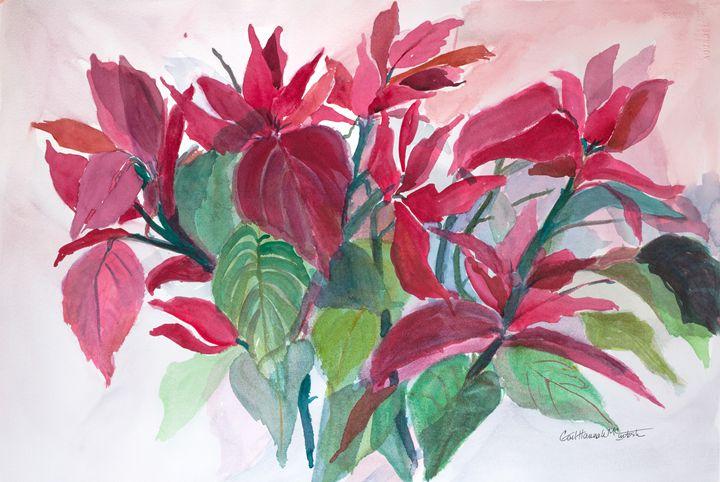 Poinsettia - Gail H. McIntosh