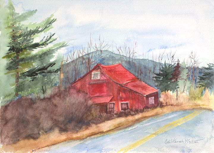 Penn Travels - Gail H. McIntosh