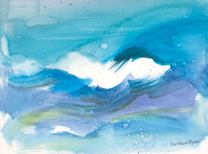 Sea Sky - Gail H. McIntosh