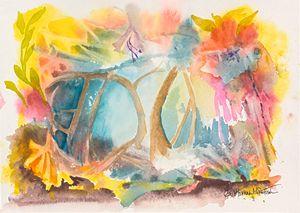Underwater Garden - Gail H. McIntosh