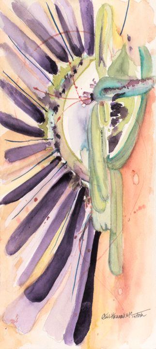 Passion Flower - Gail H. McIntosh
