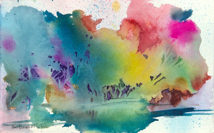 Rainbow River - Gail H. McIntosh