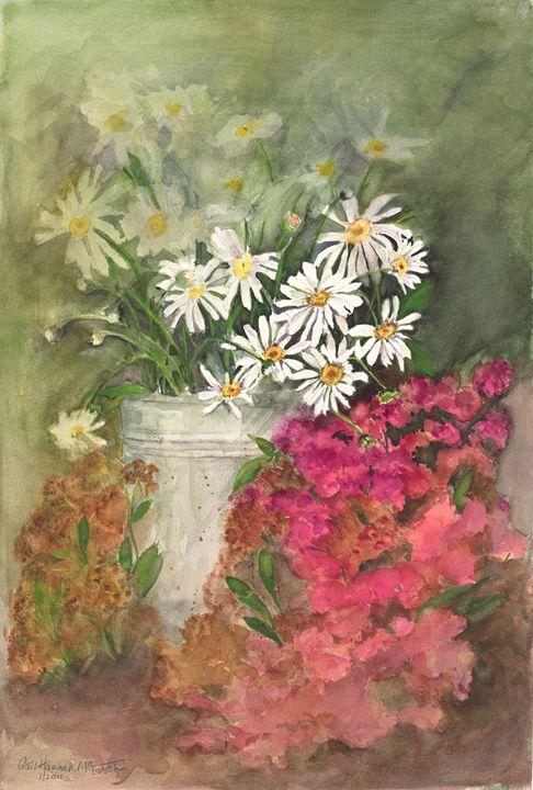 Daisy Bucket - Gail H. McIntosh