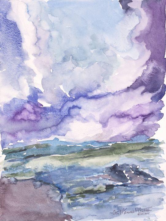 Purple Storm - Gail H. McIntosh