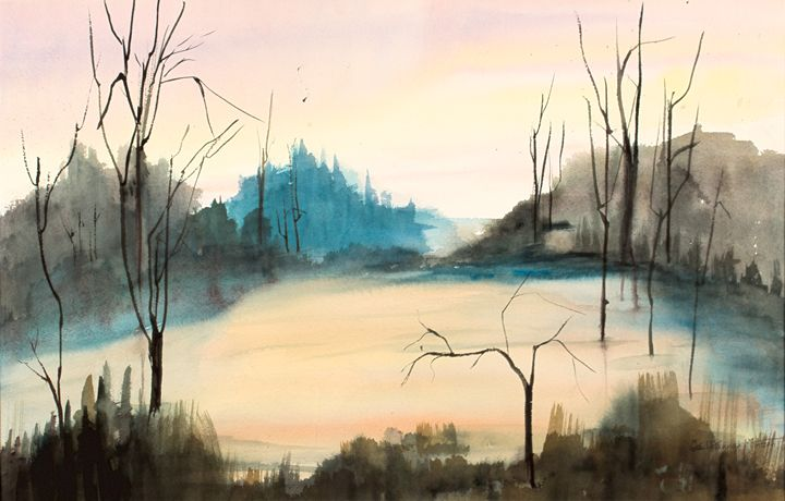 Lake - Gail H. McIntosh