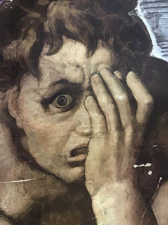Michaelangelo - Sierra Artist Gallery